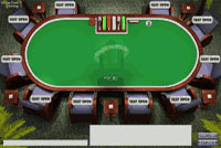 Pokertropolis poker tables >