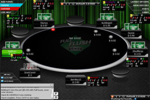 Equity Poker Network skin Full Flush >