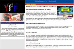 YourPokerNetwork website >